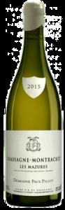 Chassagne-Montrachet blanc Les Mazures