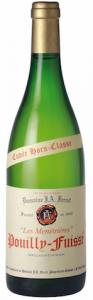 Pouilly-Fuissé Cuvée Hors-Classe Les Ménétrières